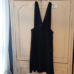 Medium Forever 21 black jumper, NWT